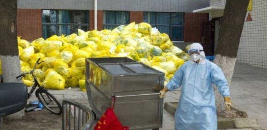 Medicinski otpad sa 'COV' odjeljenja infektivan, nužan pažljiviji tretman