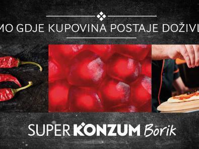Konzum BiH 1. decembra u Banjoj Luci otvara obnovljenu prodavnicu