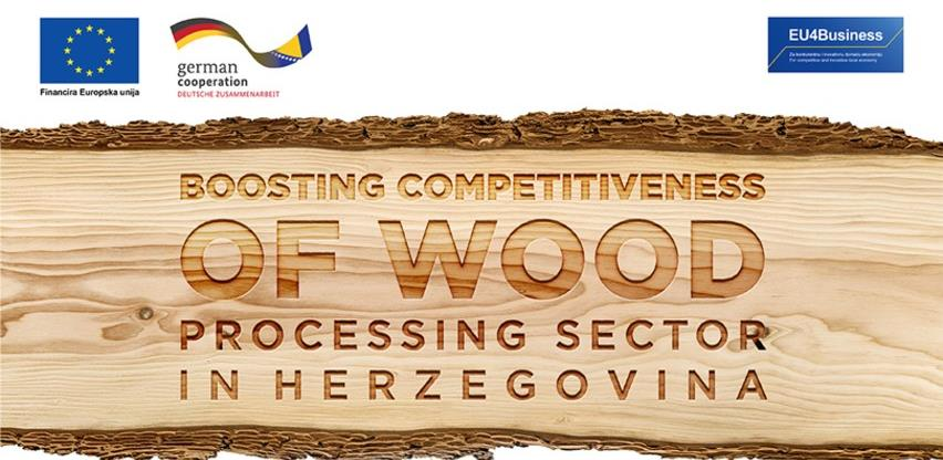 Jačanje drvnog sektora u fokusu jednog od projekata Privredne komore FBiH