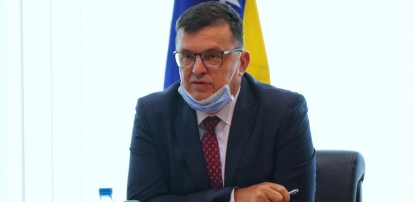 Tegeltija: Uskoro otvaranje granica za strance koji dosad nisu mogli u BiH