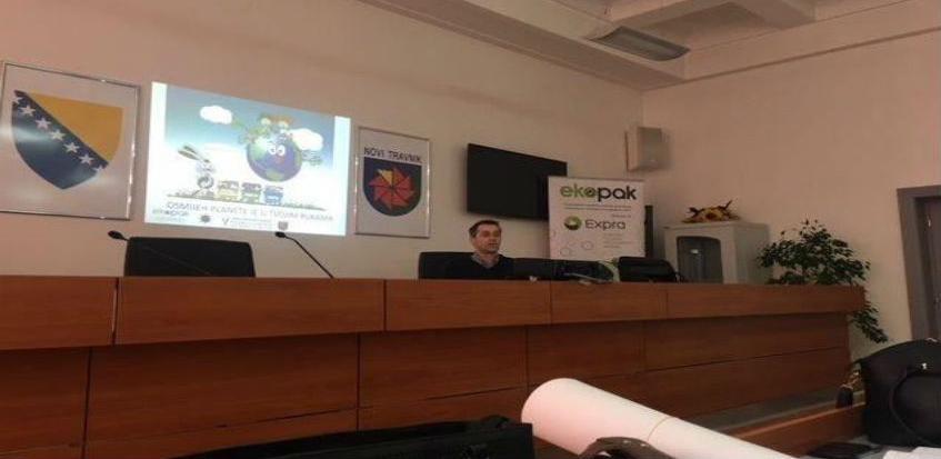 U Novom Travniku održana radionica za edukaciju edukatora