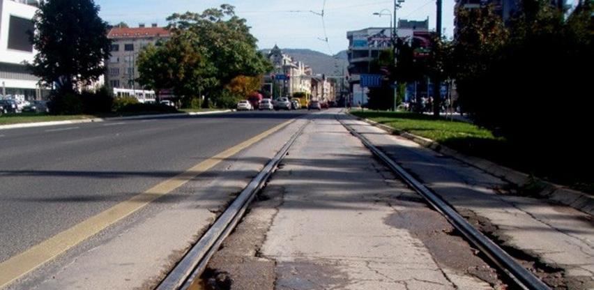 Nova regulacija saobraćaja zbog izvođenja radova na sanaciji tramvajske pruge