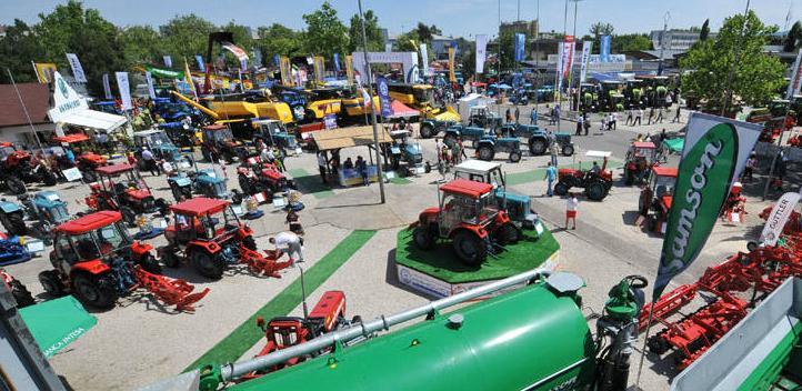 Zajednički nastup bh. firmi na poljoprivrednom sajmu u Novom Sad