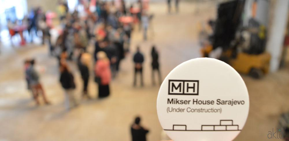 Predstavljen budući izgled regionalnog centra kulture Mikser House Sarajevo