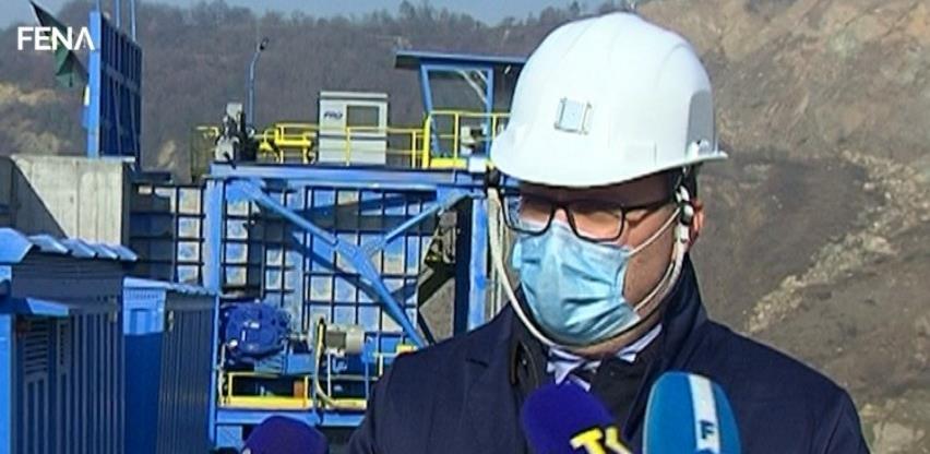 U RMU Banovići puštena u pogon nova oprema vrijedna 51 miliona KM (Video)