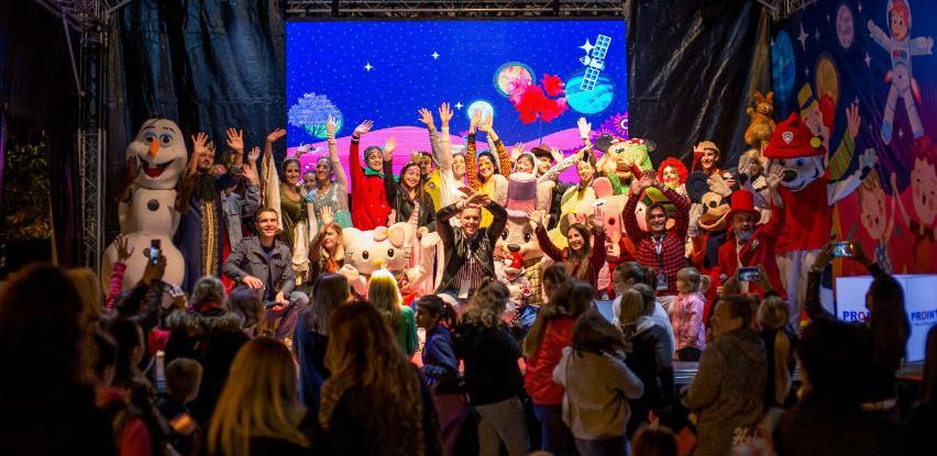Nekoliko hiljada djece posjetilo Prokids festival