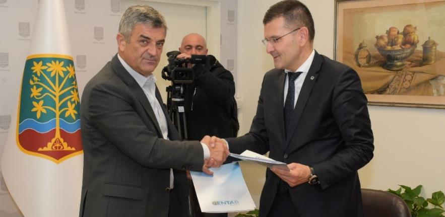 """Kreće uređenje stadiona """"Asim Ferhatović Hase"""""""