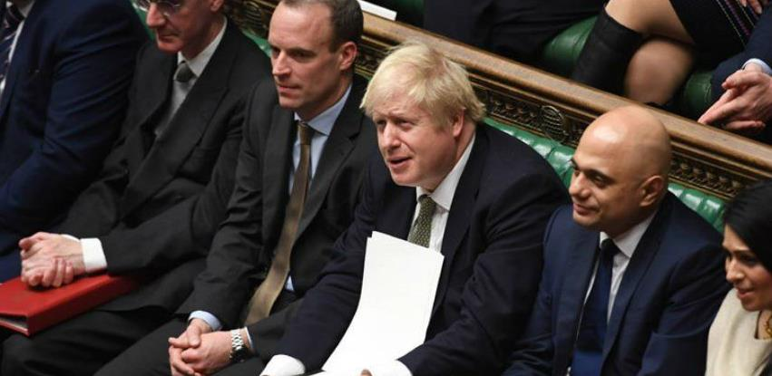 Zastupnici podržali plan Borisa Johnsona: Napuštamo EU 31. januara