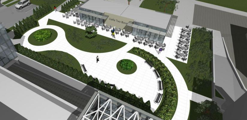Središte Ljubuškog dobiva novi izgled: Gradit će se javna garaža i trg