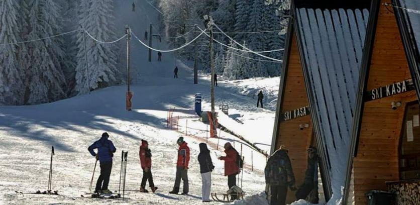 Prvi decembarski vikend na Jahorini sa preko 2.000 skijaša
