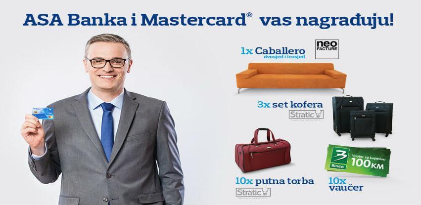 Nagradna igra ASA Banka i Mastercard®