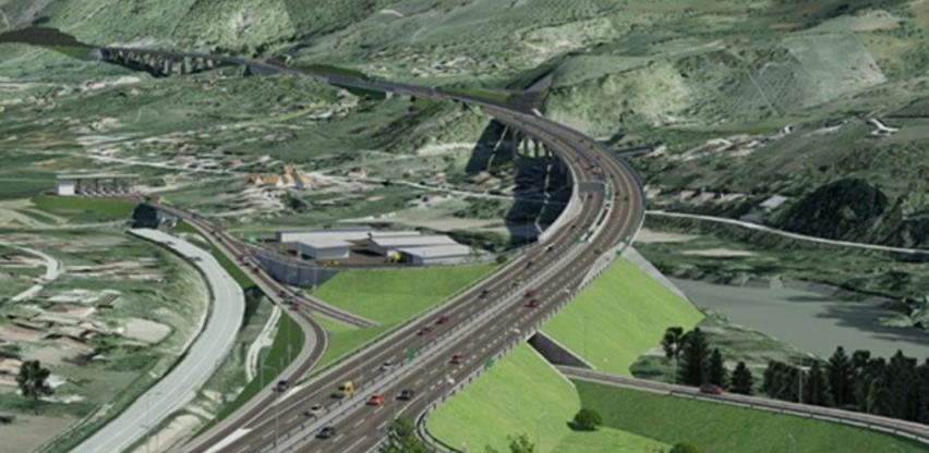 Kredit od 21 milion eura za dionicu autoceste Nemila - Vranduk