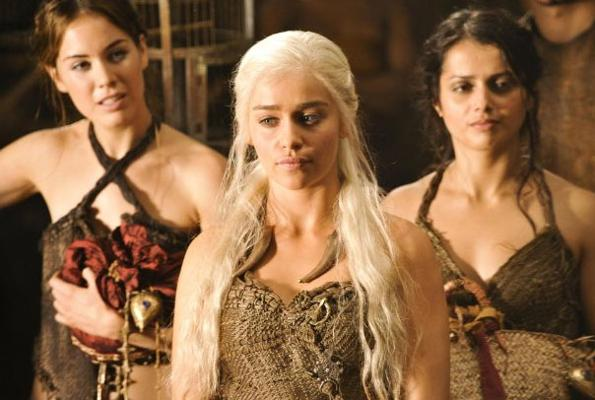 Najpopularnije TV serije na torrentima u 2012.