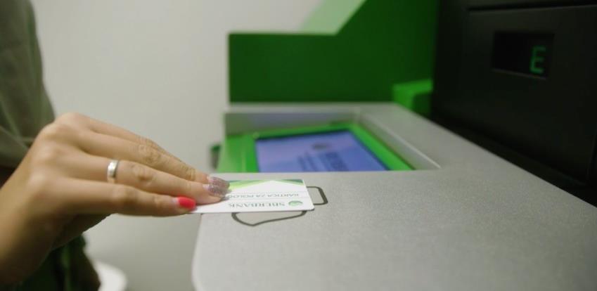 Sberbank BH uvela modernu uslugu pologa gotovine