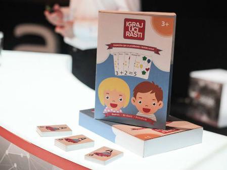 Tešanjci na tržište plasirali didaktičku igru za aktivan razvoju djece