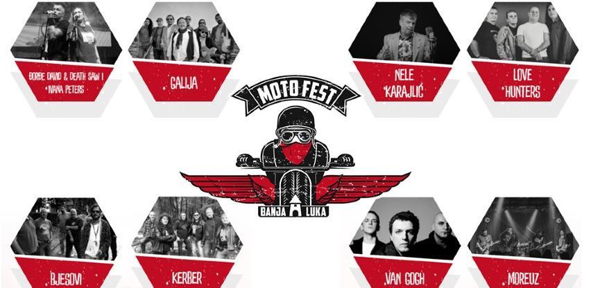 Moto Fest otvara vrata posjetiocima od 20. do 22. avgusta