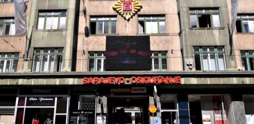 Dionice Sarajevo osiguranja prodate za 5,8 miliona KM
