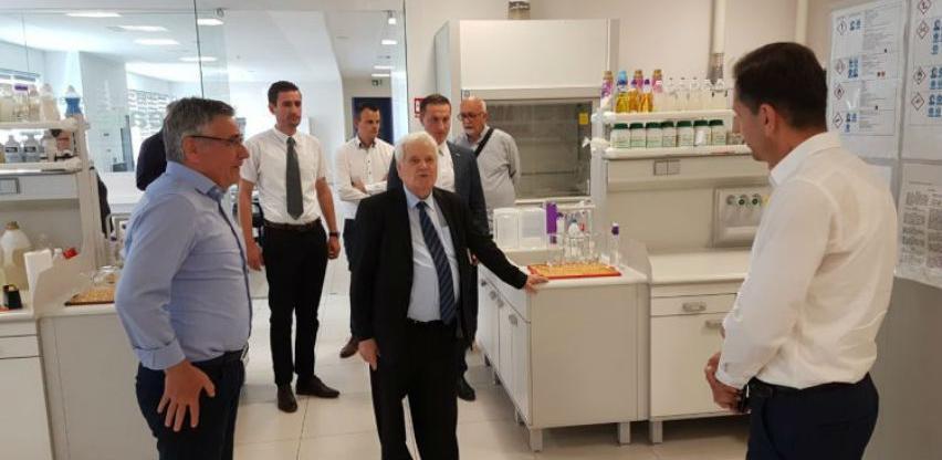 Delegacija Općine Velika Kladuša obišla privrednike općine Grude