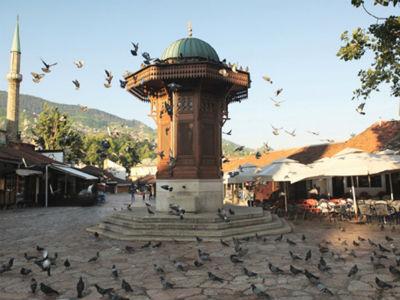 Besplatne turističke ture kroz Sarajevo