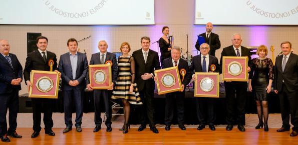 Nagrada za životno djelo u poduzetništvu dodijeljena Faruku Širbegoviću