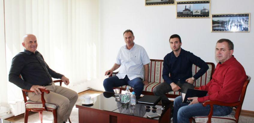 Junuzović kopex planira gradnju autobuske stanice i pumpe u Kalesiji