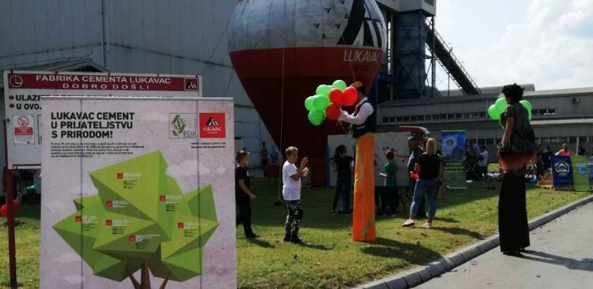 Fabrika cementa Lukavac po 10. put otvorila svoja vrata