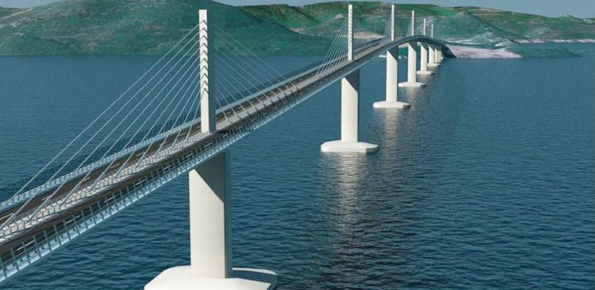 Završetak Pelješkog mosta kasni tri mjeseca