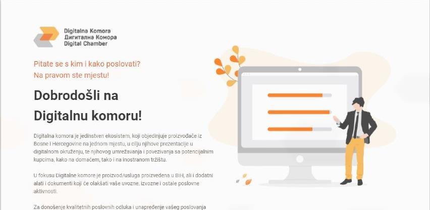VTK: Digitalna komora uvezuje proizvođače, registracija je trenutno besplatna