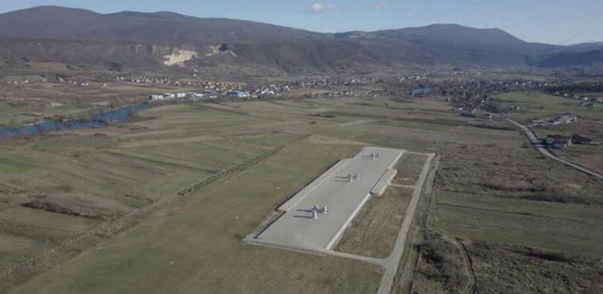 Aktivnosti u Bihaću: Ispituju zemljište gdje je planirana gradnja aerodroma