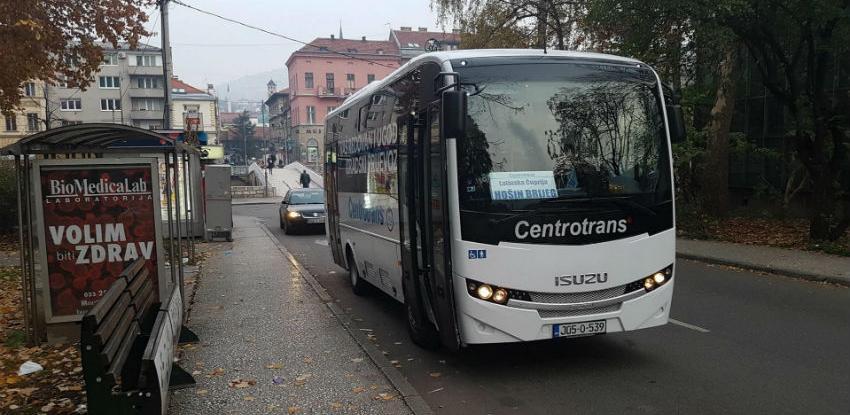 Privremene dozvole za minibuski saobraćaj u Općini Stari Grad