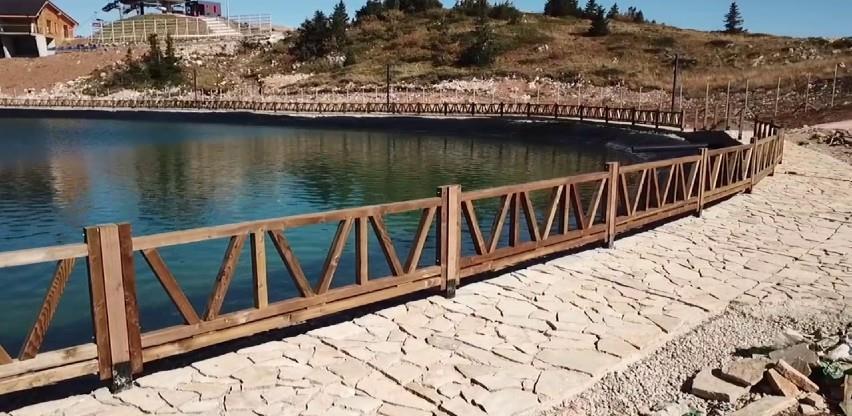 OC Jahorina raspisao konkurs za idejno rješenje uređenja jezera Poljice