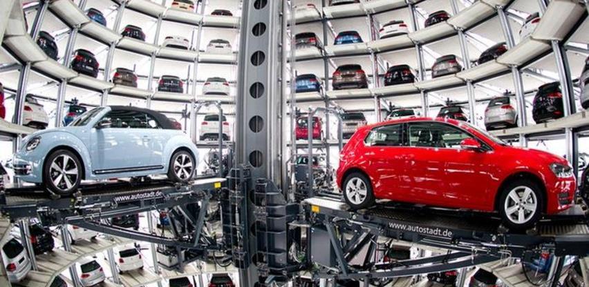 Prodaja automobila u Evropi znatno smanjena