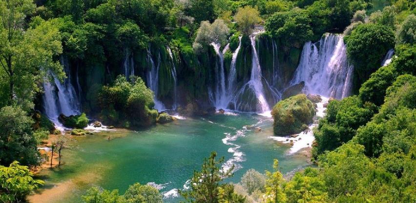 Kravica: Prirodni biser u srcu Hercegovine bilježi pad posjeta