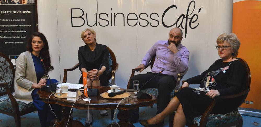 Business café: Uspjeh u poslu je pitanje životnog stava