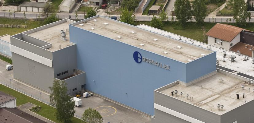 Bosnalijek isplaćuje dividendu 0,59 KM po dionici