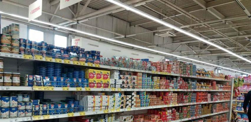 Amko komerc: Svi marketi rade nesmetano, kupce molimo da optimiziraju kupovinu