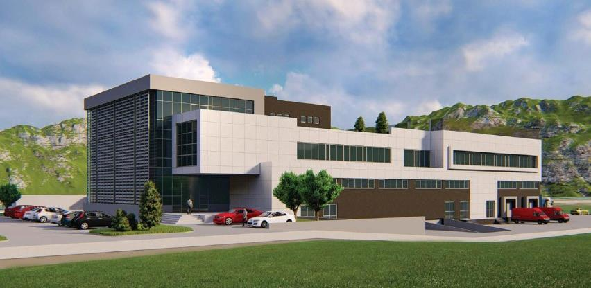 HP Mostar na lokaciji Bišće Polje gradi logistički centar od 7.000 m2