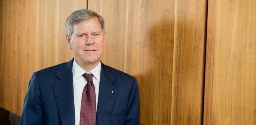 Imenovana nova Uprava Raiffeisen BANK dd BiH, funkciju predsjednika preuzeo James Stewart