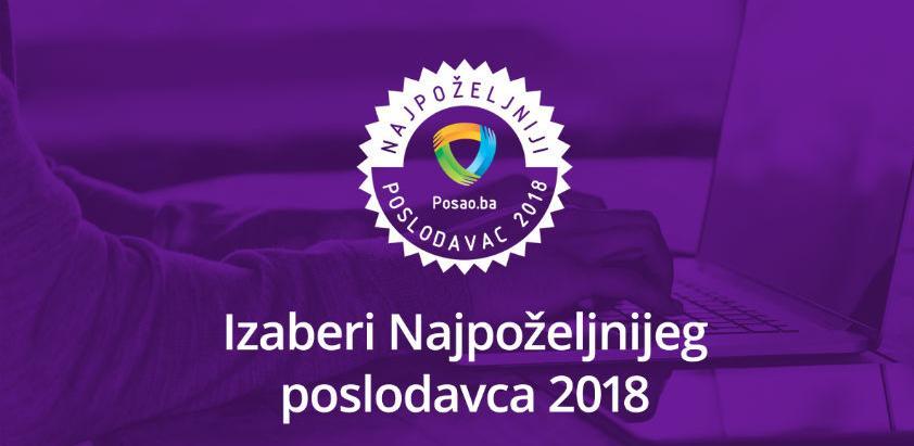 Vi birate: Glasajte za najpoželjnijeg poslodavca u BiH!