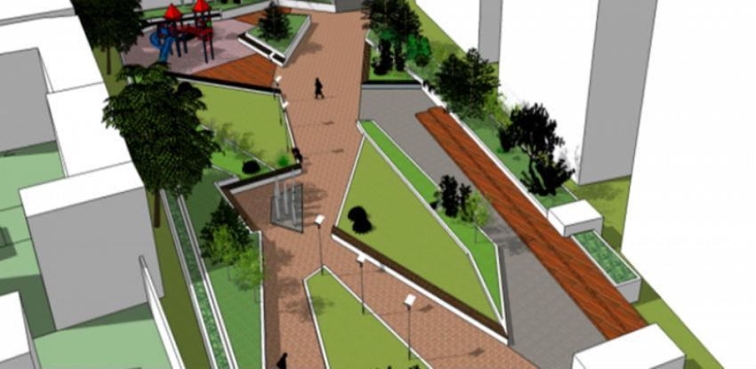 """Na nekadašnjem atomskom skloništu planirana izgradnja parka """"Zelena oaza"""""""