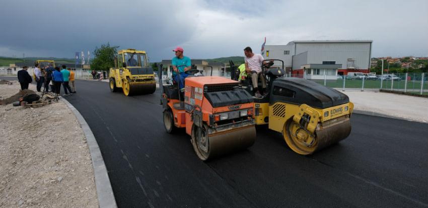Novom saobraćajnicom do privrednih subjekata u industrijskoj zoni Rajlovac