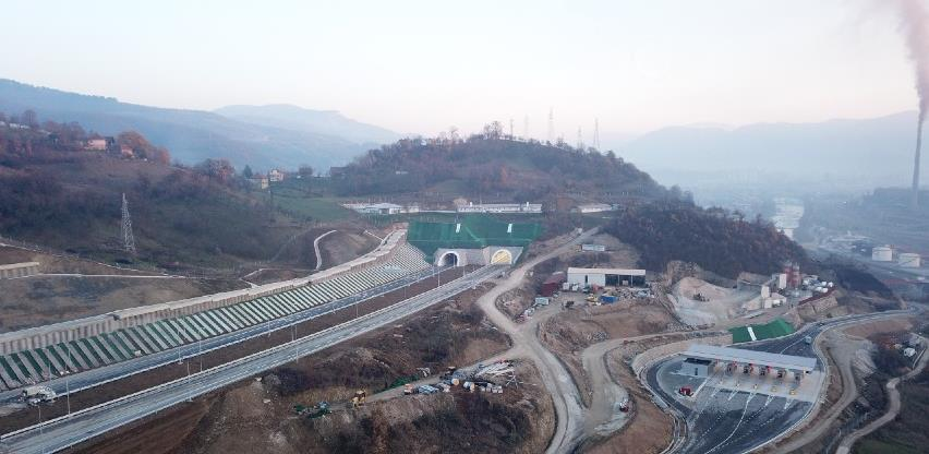 Grant od 9,2 miliona eura za dionicu tunel Zenica - Donja Gračanica