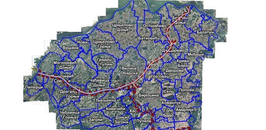 Za autoput Rača-Bijeljina potrebno eksproprisati 640 parcela