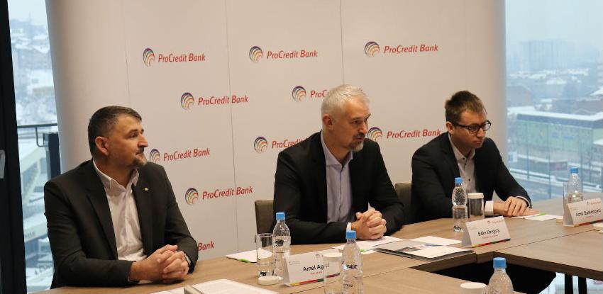 Rast porfolija 10 posto: ProCredit zadržala lidersku poziciju u SME sektoru