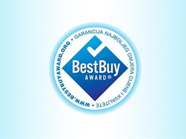 Sarajevo-osiguranje dobitnik priznanja Best Buy Award