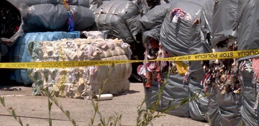 Novi rok za uklanjanje otpada iz Drvara i Bosanskog Grahova