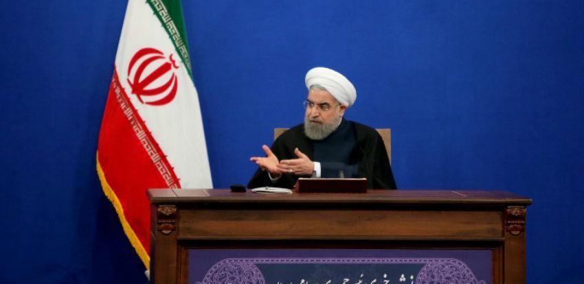 Rouhani: Prijedlog EU je razočaravajući