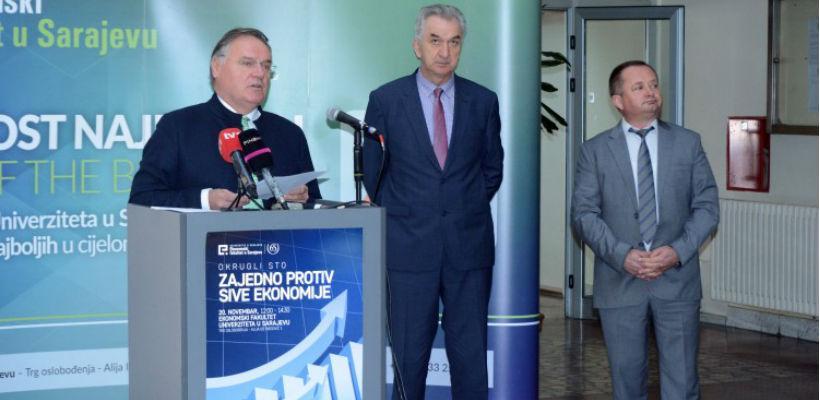 Udio sive ekonomije u BDP-u BiH 25 posto
