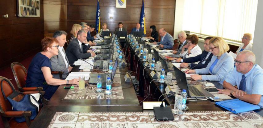 Vlada FBiH utvrdila prijedlog izmjena i dopuna Proračuna FBiH za 2019. godinu