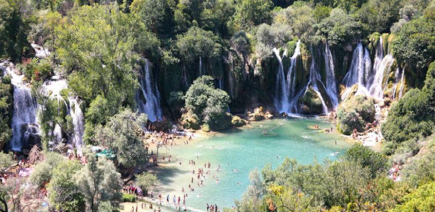 Vodopad Kravica uskoro dobiva vidikovac i videonadzor